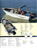Starcraft 1999 Sport & Fishing Brochure