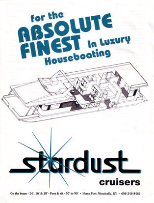 Stardust Cruisers Specification Brochure