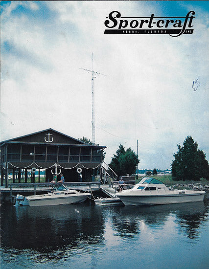 Sport Craft 1985 Brochure
