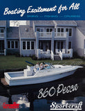 Sport Craft 360 Pesca Brochure