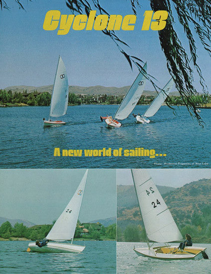 Catalina Cyclone 13 Brochure