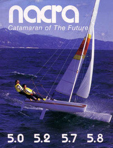 Catalina Nacra Catamarans Brochure