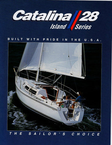 Catalina 28 Brochure