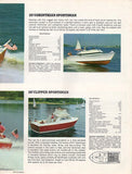 Chris Craft 1968 Sea Skiff Brochure