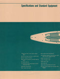Chris-Craft Shields One Design Specification Brochure