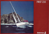 Beneteau First 235 Brochure