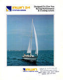 Irwin Citation 34 Brochure