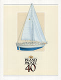 Island Packet 40 Brochure