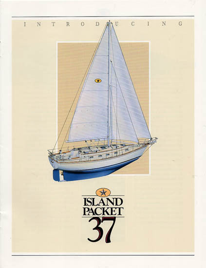 Island Packet 37 Launch Brochure