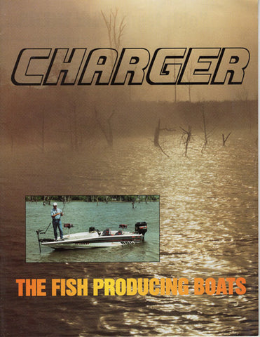 Charger 1999 Brochure