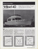 Willard 40 Brochure Package