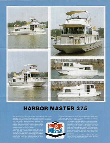 Harbor Master 375 Brochure