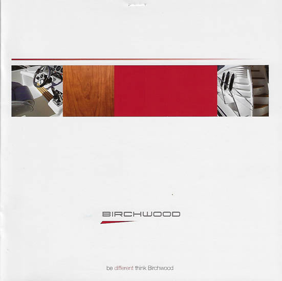Birchwood 2004 Brochure