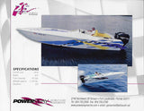 Powerplay 25 Sport Deck Outboard Brochure