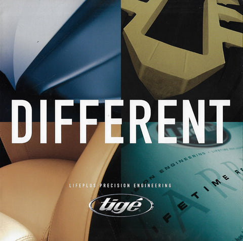 Tige Different Brochure