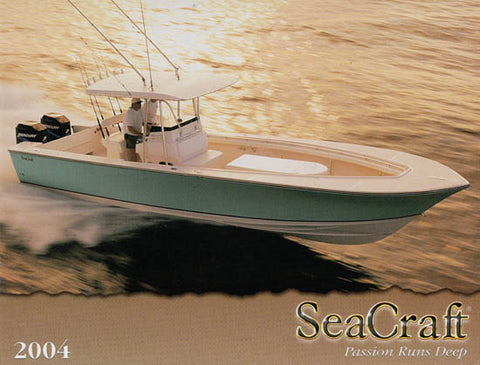 Seacraft 2004 Brochure
