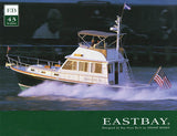 Grand Banks Eastbay 43FB Sedan Brochure