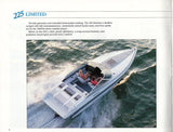 Chris Craft 1990 Sport Boats Brochure