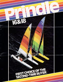 Prindle 16 & 18 Catamaran Brochure