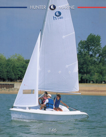Hunter 146 Brochure