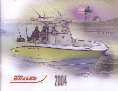 Boston Whaler 2004 Brochure