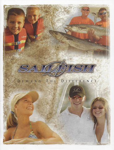 Seminole 2003 Sailfish Brochure
