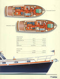 Grand Banks Eastbay 43SX Brochure