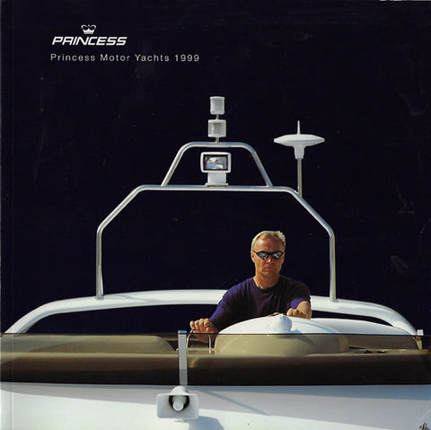 Princess 1999 Brochure