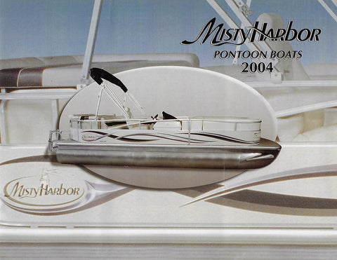 Misty Harbor 2004 Pontoon Brochure