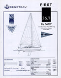 Beneteau Farr 36.7 Specification Brochure