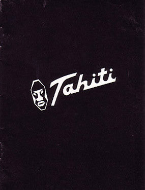 Bell 1970's Tahiti Mini Brochure