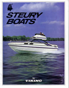 Viking 1980 Steury Brochure