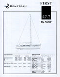Beneteau First 47.7 Specification Brochure