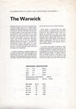 Westerly Warwick Brochure
