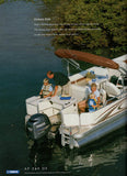 Aqua Patio 2005 Pontoon Brochure