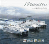 Manitou 2005 Pontoon Brochure