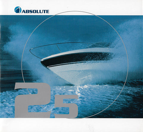 Absolute 25 Brochure