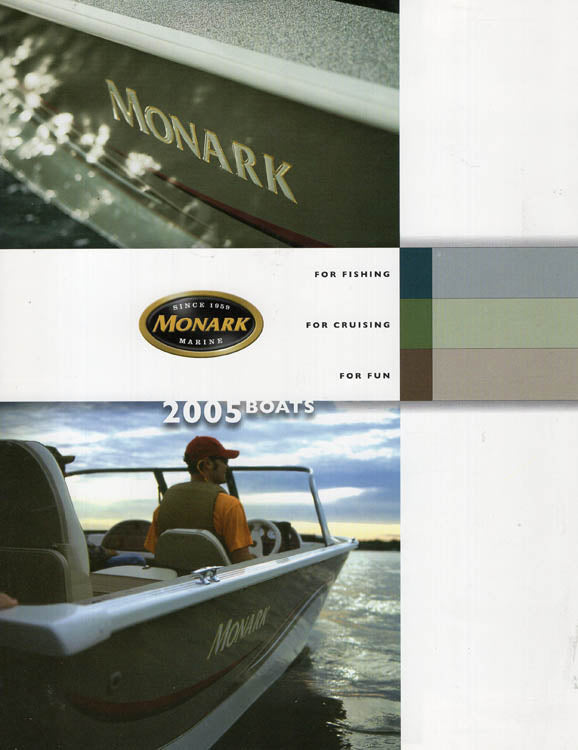 Monark 2005 Fishing Brochure