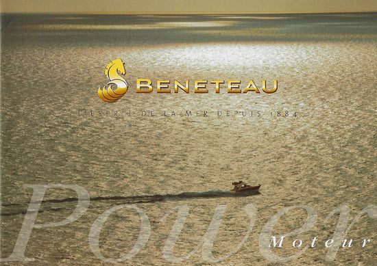 Beneteau 2004 Power Brochure
