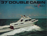 Egg Harbor 37 Double Cabin Brochure