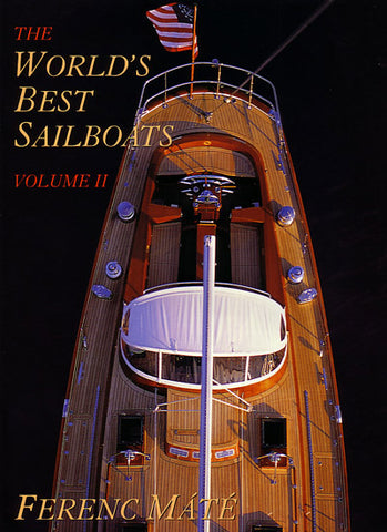PDQ Yachts The World's Best Sailboats Volume II Book Reprint Brochure