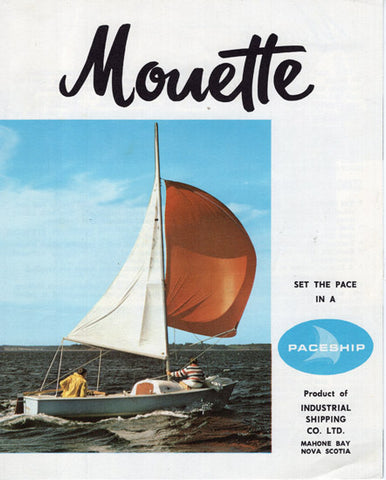 Paceship Mouette Brochure