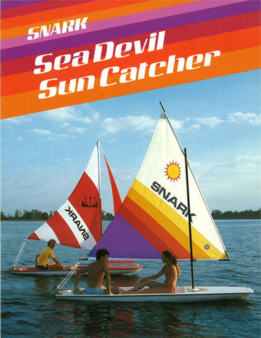 Snark Sea Devil & Sun Catcher Brochure