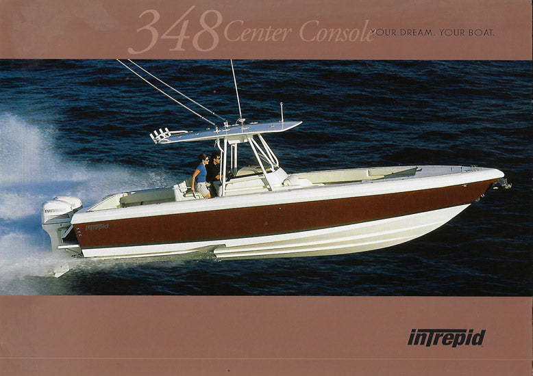 Intrepid 348 Brochure