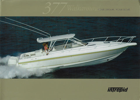 Intrepid 377 Brochure