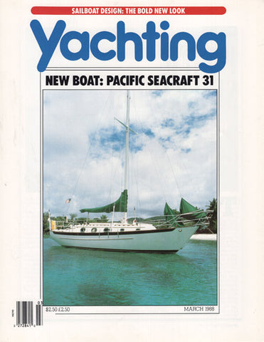 Pacific Seacraft 31 Yachting Magazine Reprint Brochure