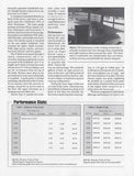 C-Dory 22 Powerboat Reports Magazine Reprint Brochure