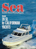 Californian 39 Sea Magazine Reprint Brochure