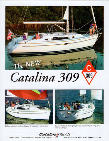 Catalina 309 Brochure
