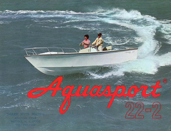 Aquasport 22-2 Brochure